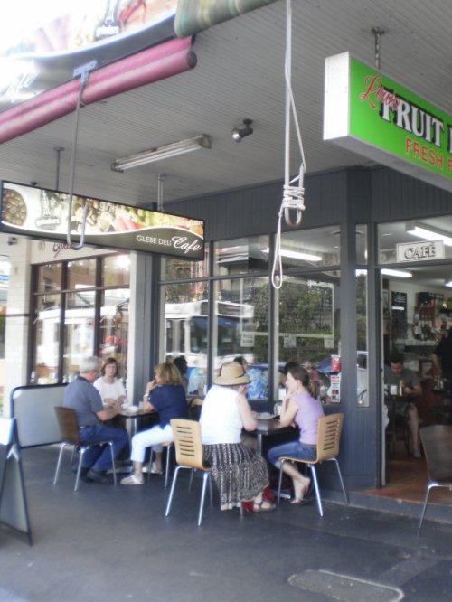 Glebe Deli Cafe