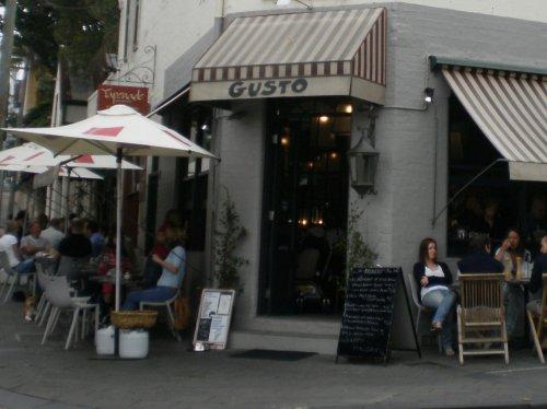 Gusto Deli Cafe