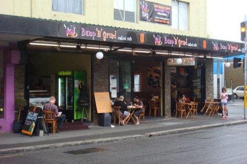 Bump N Grind Central Cafe