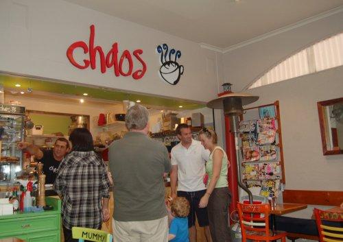 Chaos interior