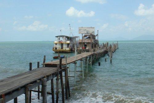 Fishermans' Wharf, Bo Phut