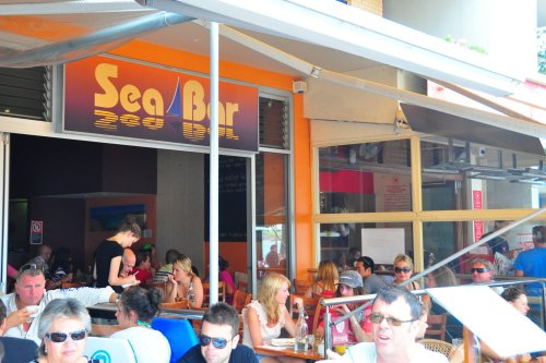 Sea Bar Cafe