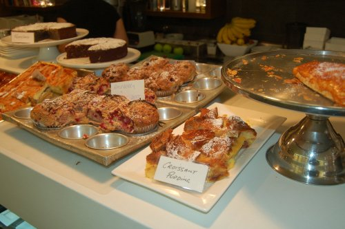 Cakes, muffins & pastries oh my!