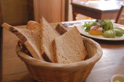Organic baker's basket