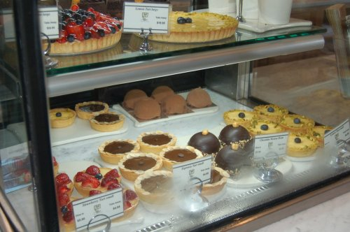 Pastries and tarts