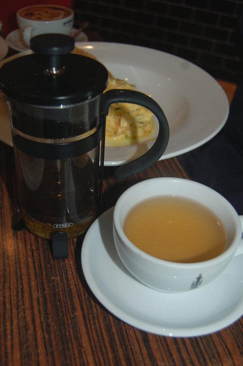 Vanilla lemon heaven tea