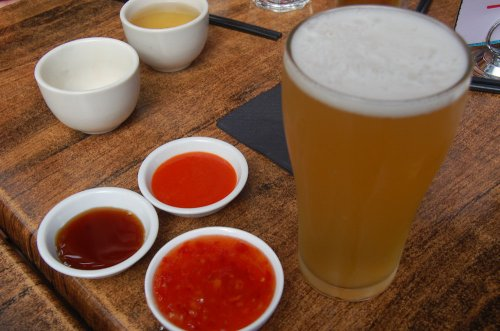Yum Cha... with beer!