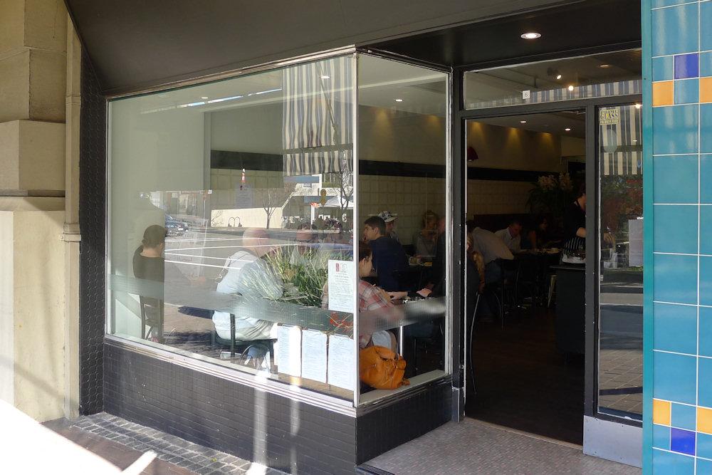 Milsons Point Cafe Breakfast