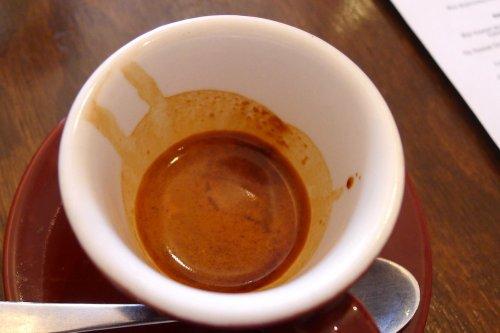 El Borbollen espresso