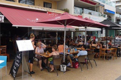 Sea Bar Café