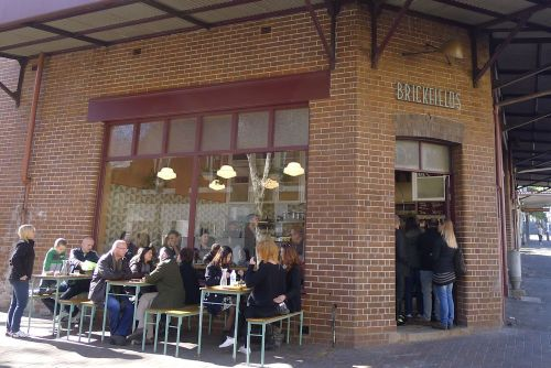 Brickfields Bakery