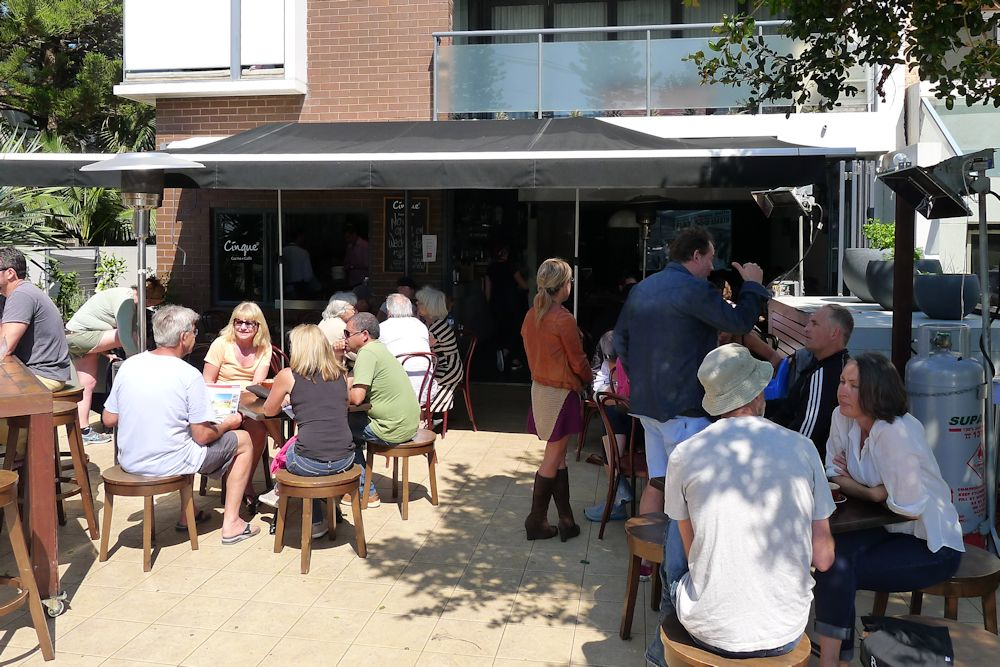 Cinque Cucina e Caffé, Mona Vale – Rating: 19.5/25   Sydney on Sunday