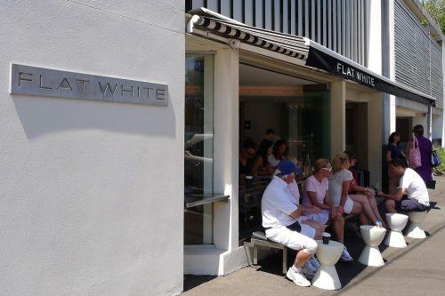 Flat White Café