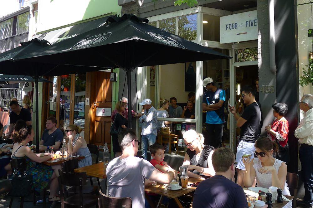 Jones St Cafe Ultimo