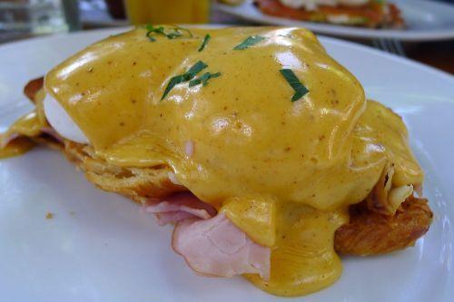 Eggs Benedict special