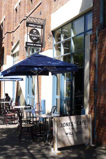 Jones St. Café