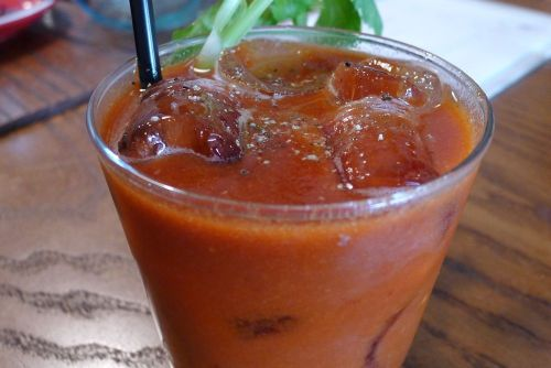 "Bloody Mary No. 1 ""el classico"""