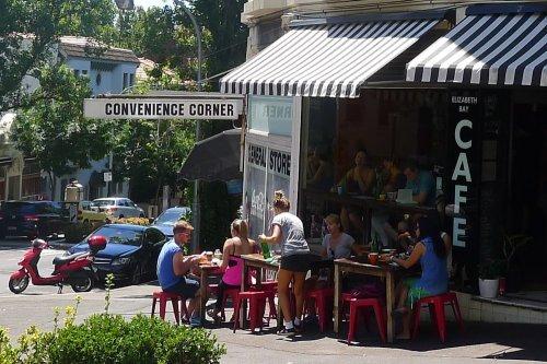 Elizabeth Bay Café