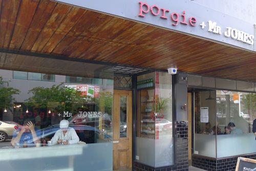 Porgie + Mr Jones