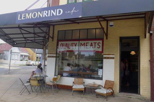 Lemon Rind Café