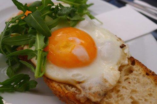 Egg brekky