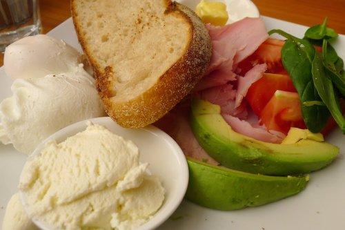 Sub-Station breakfast