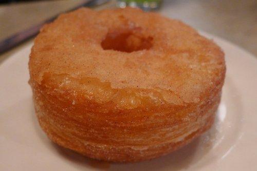 Glazed cronut