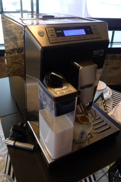 Eletta Fully Automatic Coffee Machine