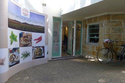 Gourmet Garden Launch