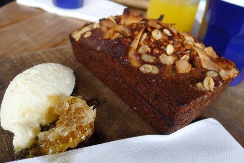 Boathouse banana bread