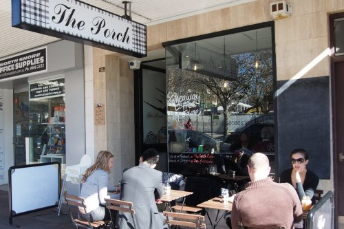The Porch Café