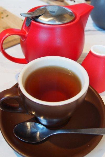 China breakfast tea