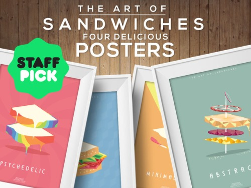 The Art of Sanwiches