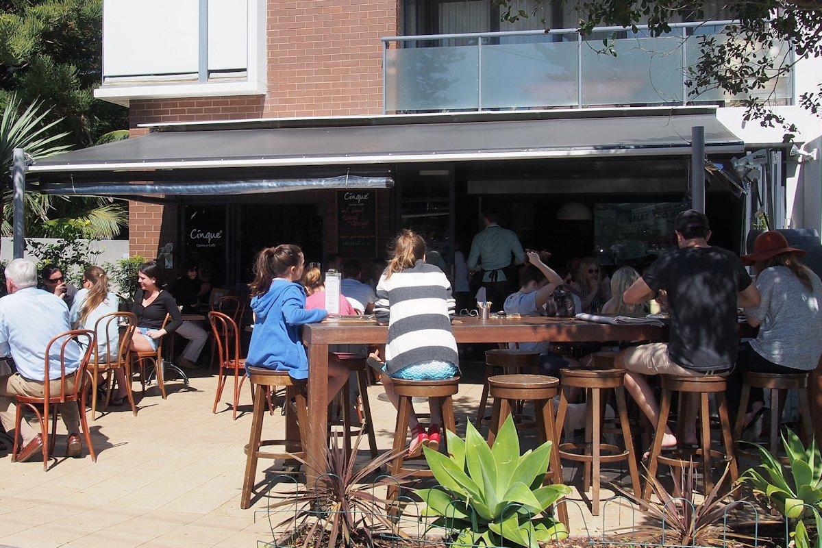 Cinque Cucina e Caffé, Mona Vale – Rating: 18/25 (re-review ...