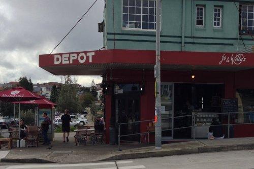 Jo And Willys Depot Café