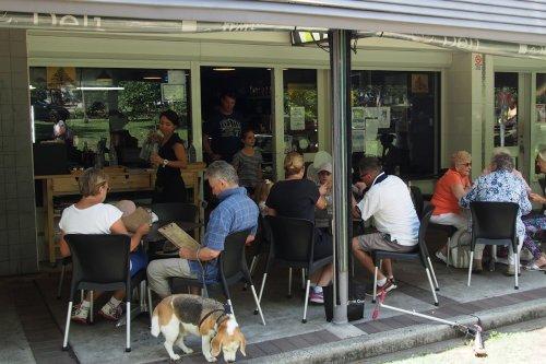 Deli in the Park Café