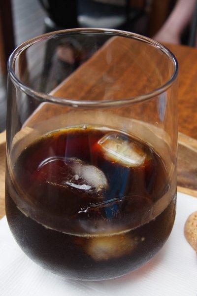 Cold drip coffee