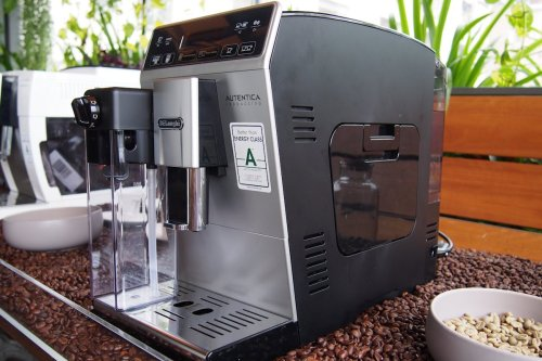 Autentica Fully Automatic Coffee Machine