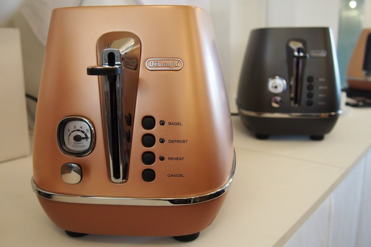 D 233 Longhi Distinta And Autentica Launch Event Sydney On
