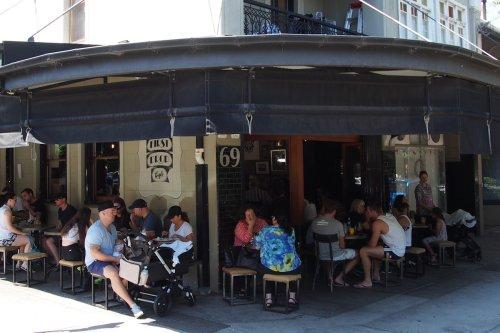 First Drop Café