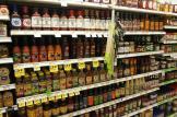 Supermarket - sauces
