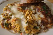 Clinton St. Baking Company, Spanish scramble