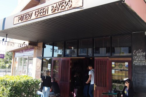 Pottery Green Bakers