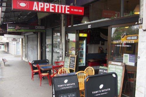 Appetite Café