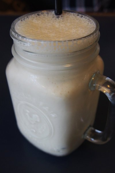 Go Banana smoothie