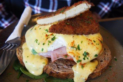 Appetite egg Benedict