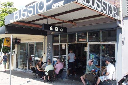 Bus Stop Café