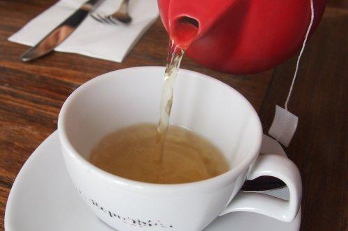Marrakesh mint tea