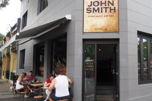 John Smith Café