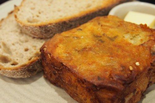 Side of potato & fennel hash
